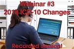 Dermatology Webinar - 2018 ICD-10 Changes Webinar