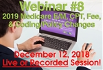 Dermatology Webinar - 2019 CPT Changes Webinar
