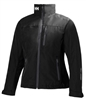 Ladies HH Crew Midlayer Jacket - BLACK