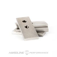 Hardline Adjustable Shift Weight Plates