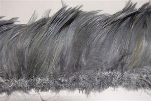 Hackle Fringe - Dyed Colors