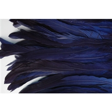 "Coque Fringe - 4""-6"" Dyed (3"" Piece)"