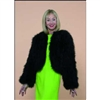 Marabou Jacket Long Sleeves