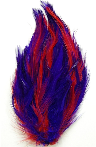 Hackle Pads - Color Combinations