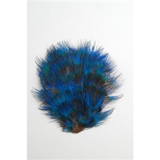 Pads - Peacock Blue Hairy