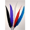 "Silver Pheasant Tails 20""-30"" DYED"
