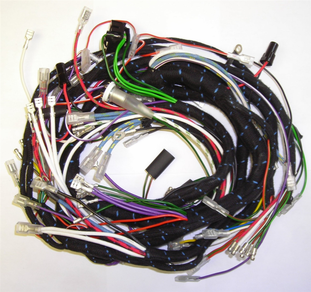 dash wiring harness for 3 8 liter jaguar xke