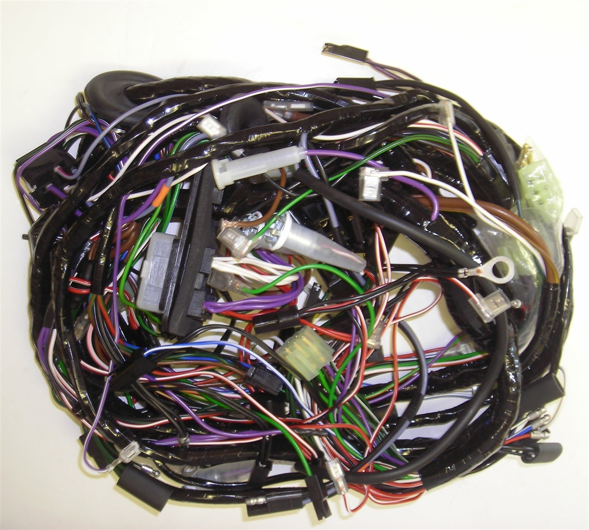triumph spitfire1500 main wiring harness rh britishwiring com triumph spitfire wiring harness for sale triumph spitfire wiring harness for sale