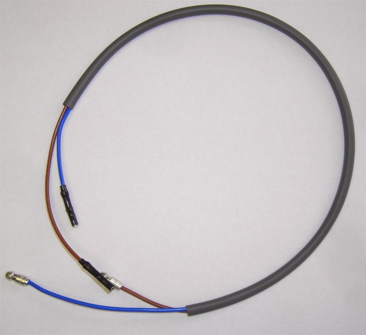 [SCHEMATICS_44OR]  Triumph & MGB Overdrive Gear Lever Switch Harness | Triumph Wiring Harness Repair Tape |  | British Wiring