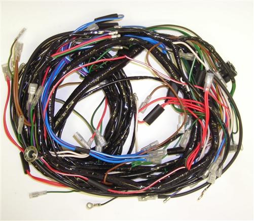 main wiring harness sunbeam alpine rh britishwiring com