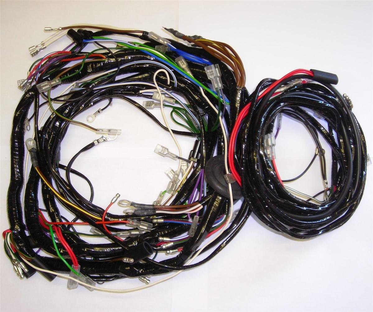 main wiring harness sunbeam tiger rh britishwiring com