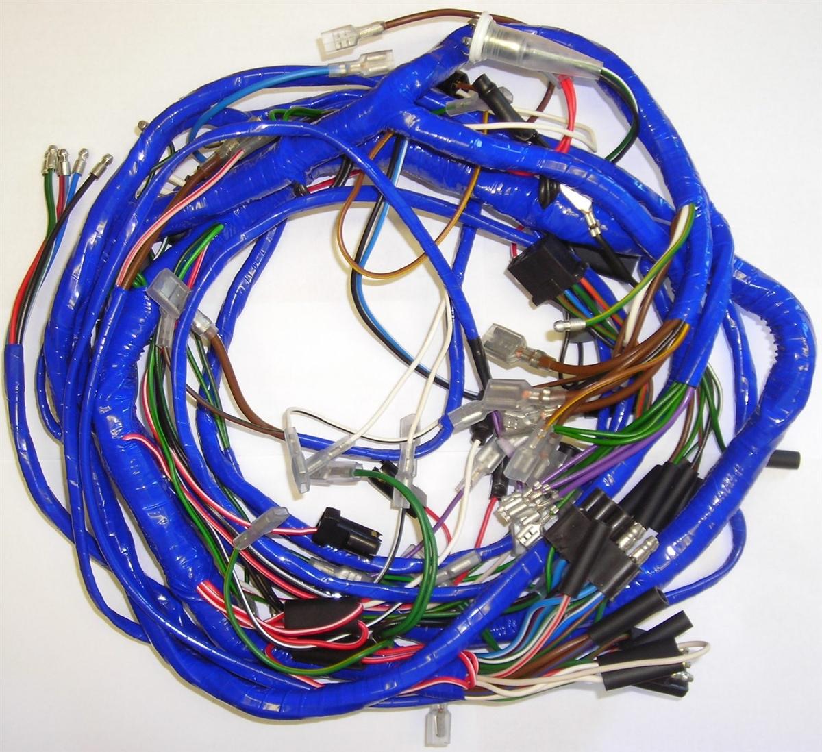 Austin Healey Sprite & MG Midget Main Wiring HarnessBritish Wiring