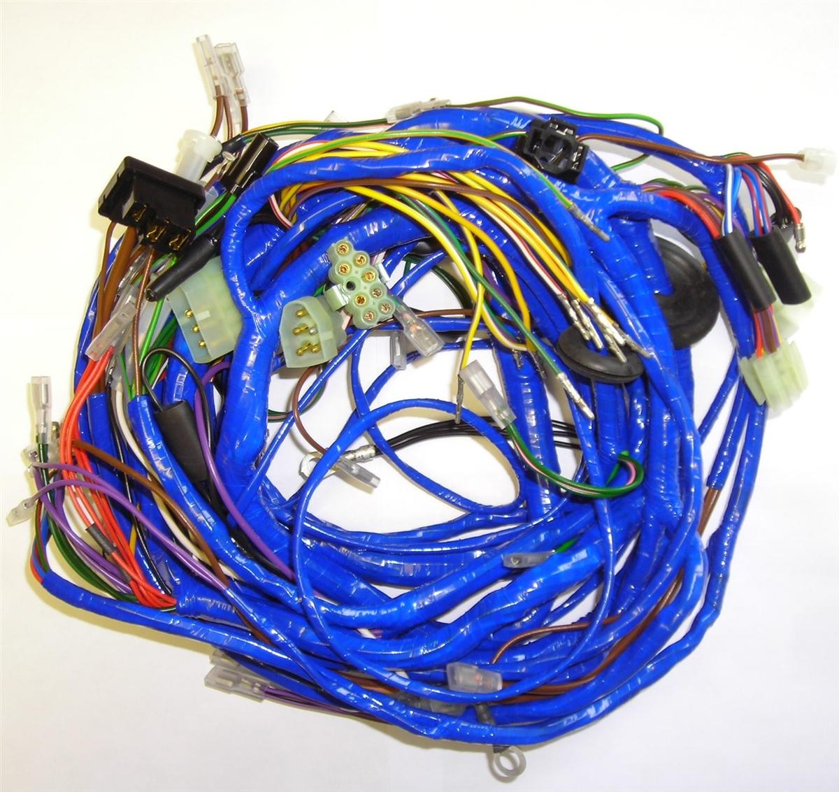 Main Wiring Harness MG MidgetBritish Wiring