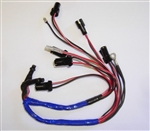 Panel illumination sub-harness MG Midget