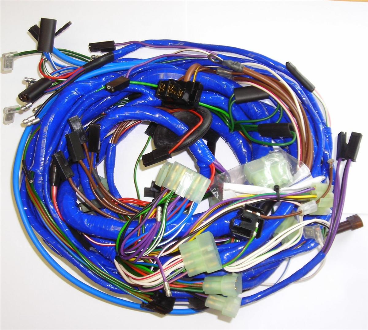 Main Wiring Harness MG Midget 1977-80British Wiring