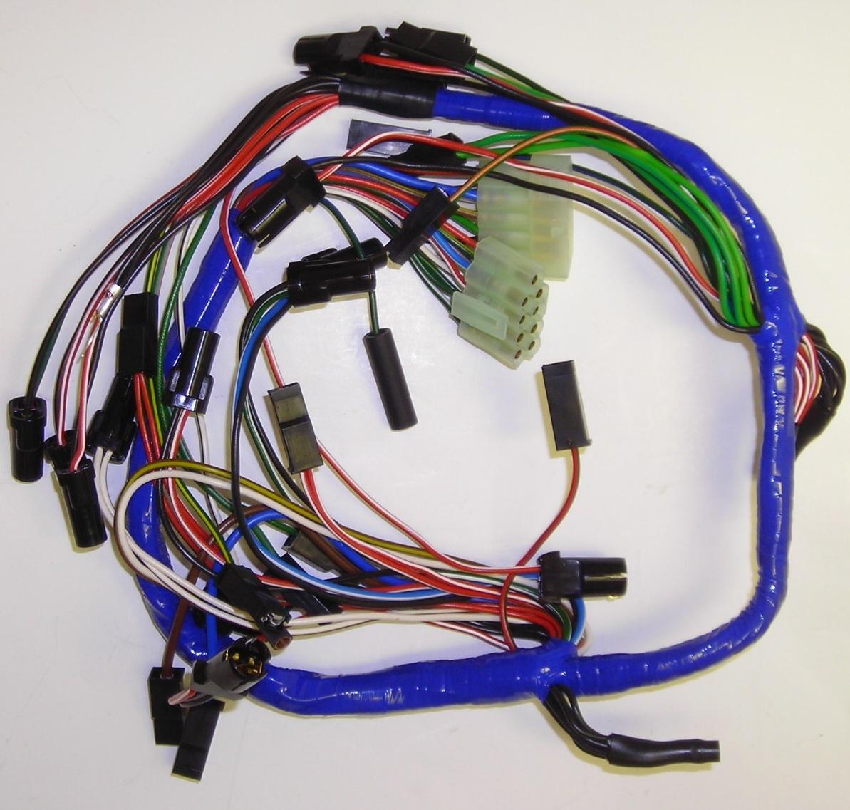 Dashboard Wiring Harness MG Midget 1977-80British Wiring