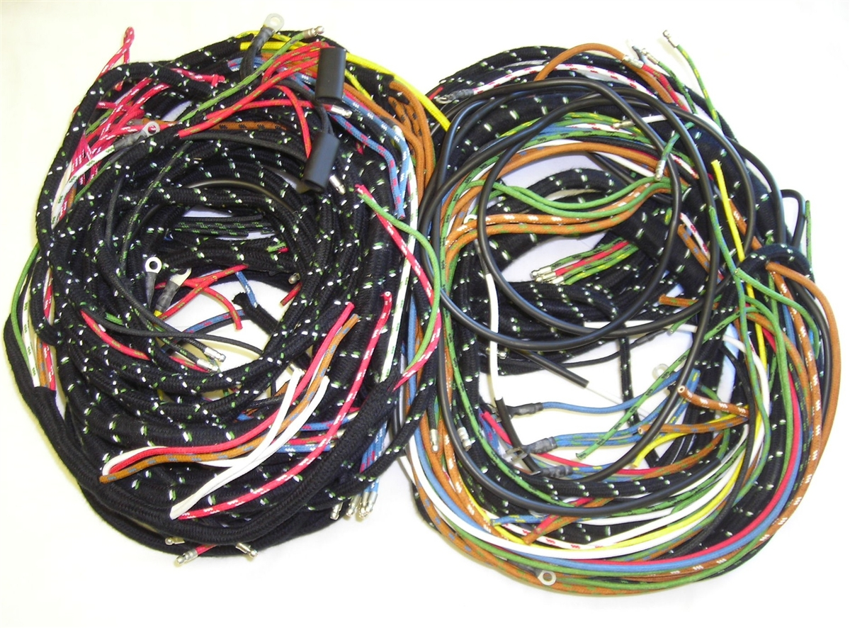 182BB 2?1353419009 early xk120 main wiring harness jaguar wiring harness at fashall.co