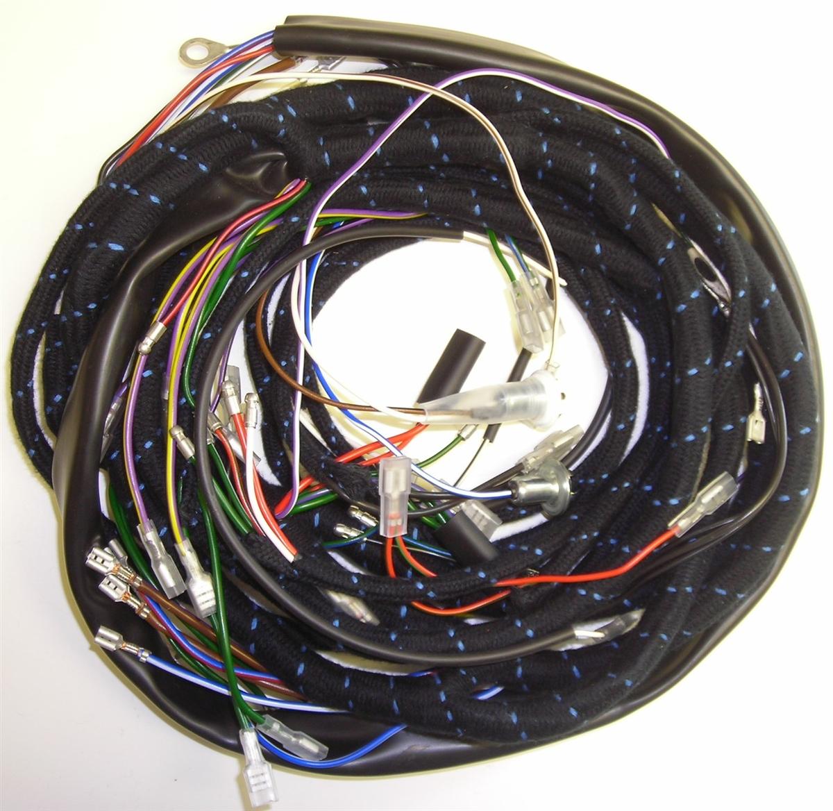 Main Wiring Harness for Jaguar E-type Series 2British Wiring