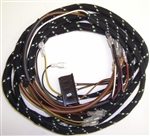Jaguar Series 2 XKE Alternator Wiring Harness