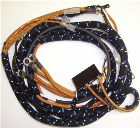 Jaguar XKE 4.2 Alternator Wiring Harness