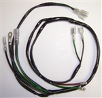 Jaguar XKE Fan Relay Wiring Harness