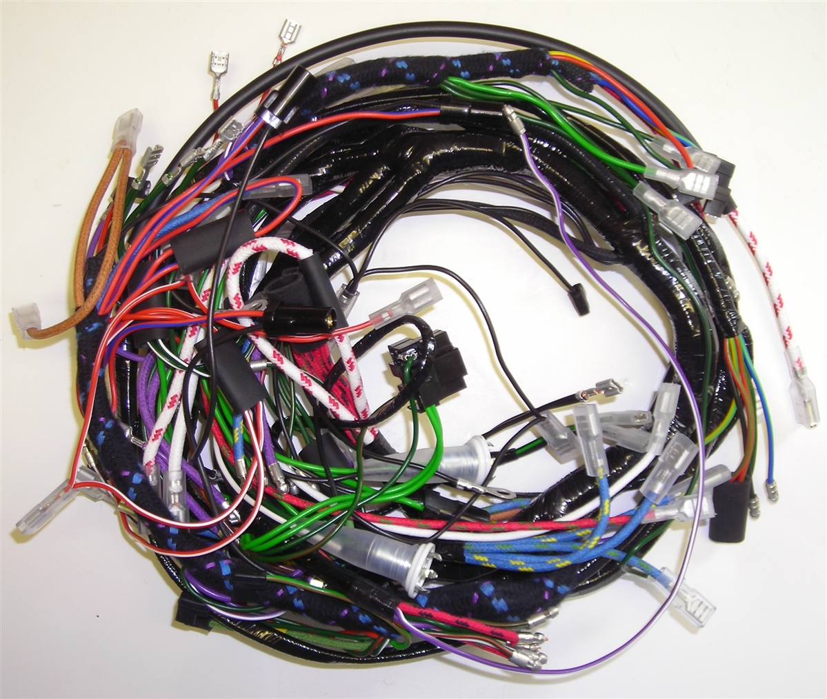 229 2?1382526734 wiring harness for late series 1 5 jaguar xke jaguar wiring harness at fashall.co