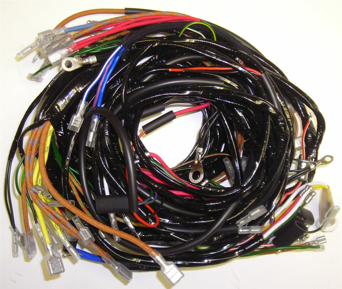 austin mk1 mini & austin 7 wiring harness  british wiring