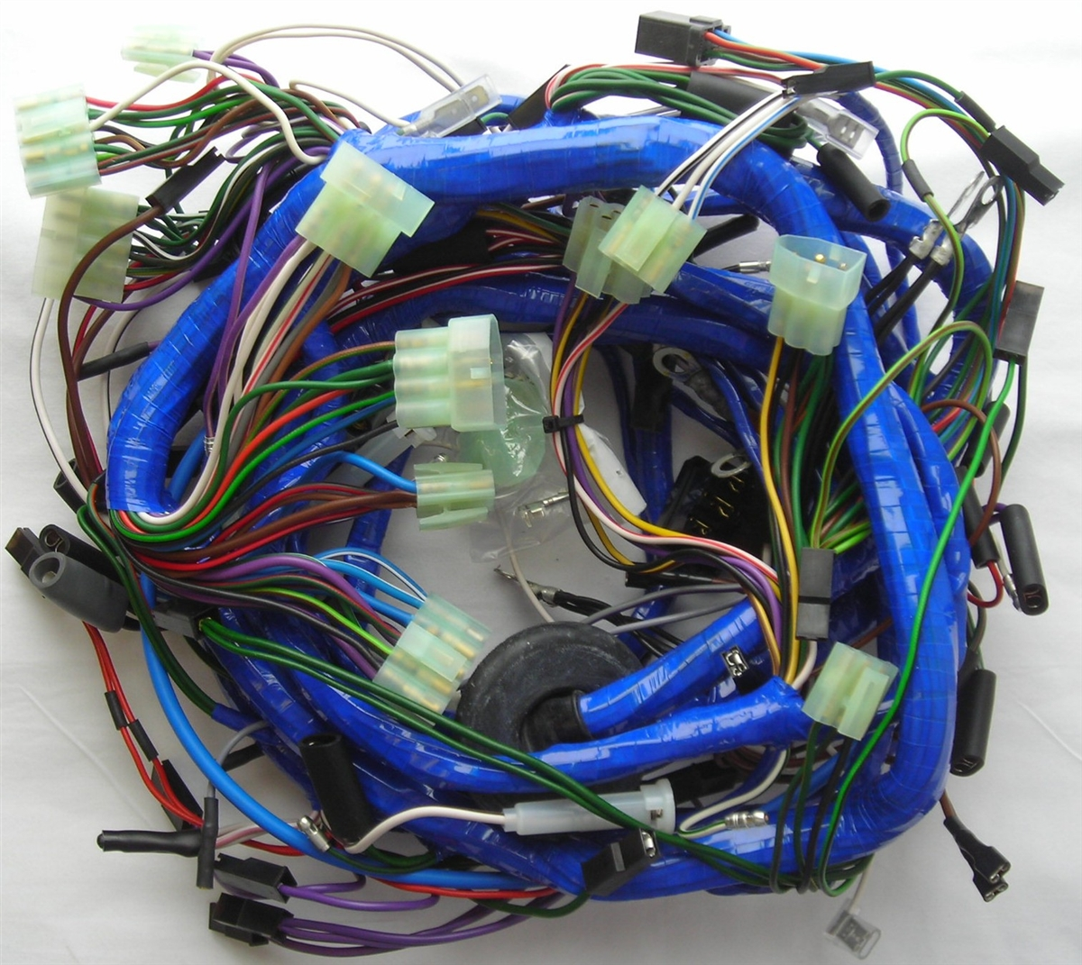 Main Wiring Harness for 1976 - 1978 MGB's.British Wiring