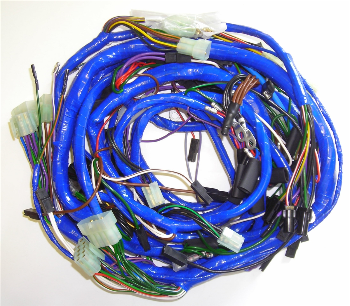 Mgb Wiring Harness Tape : Mgb wiring harness diagram images