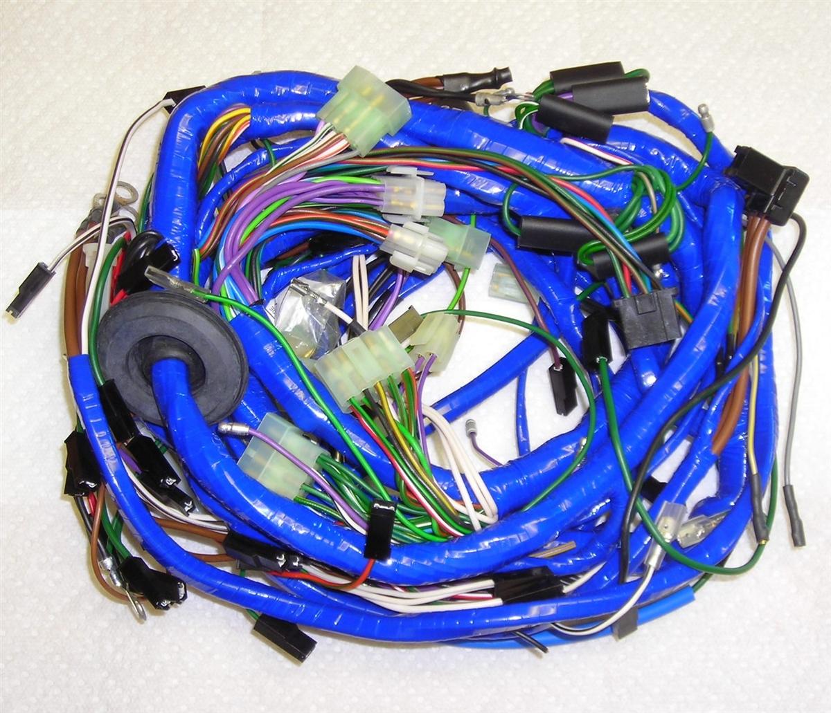 1980 mgb main harness  british wiring
