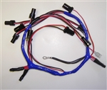 1972 - 1973 MGB Sub-Harness for Panel Lights (527)