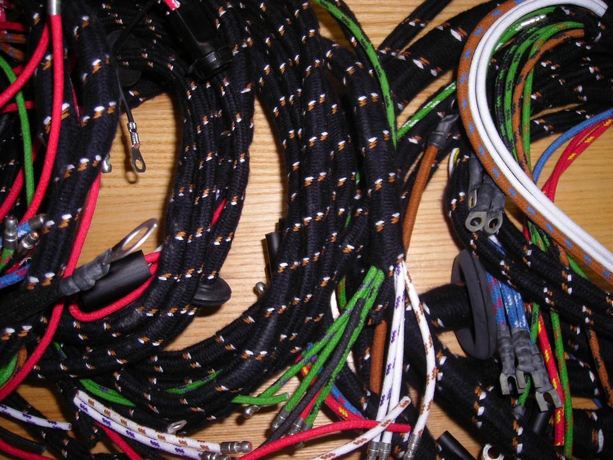 Main Dash & Body (BB)British Wiring