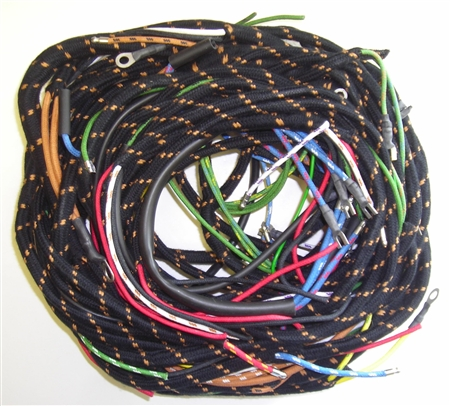 Main Wiring Harness (P,P)