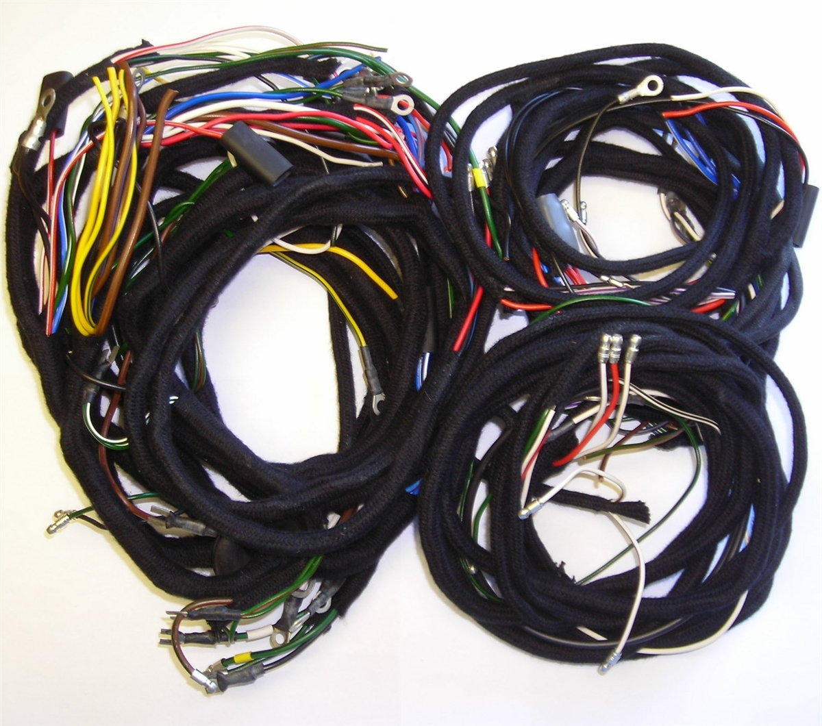 Austin-Healey BN1 Replacement Harness Kit (PVC Wire)