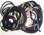 Austin-Healey BN6 (1958) Harness Set (Braided Cable)