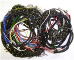 Austin-Healey BN4 Harness Kit (1958-1959) w/ PVC Wire