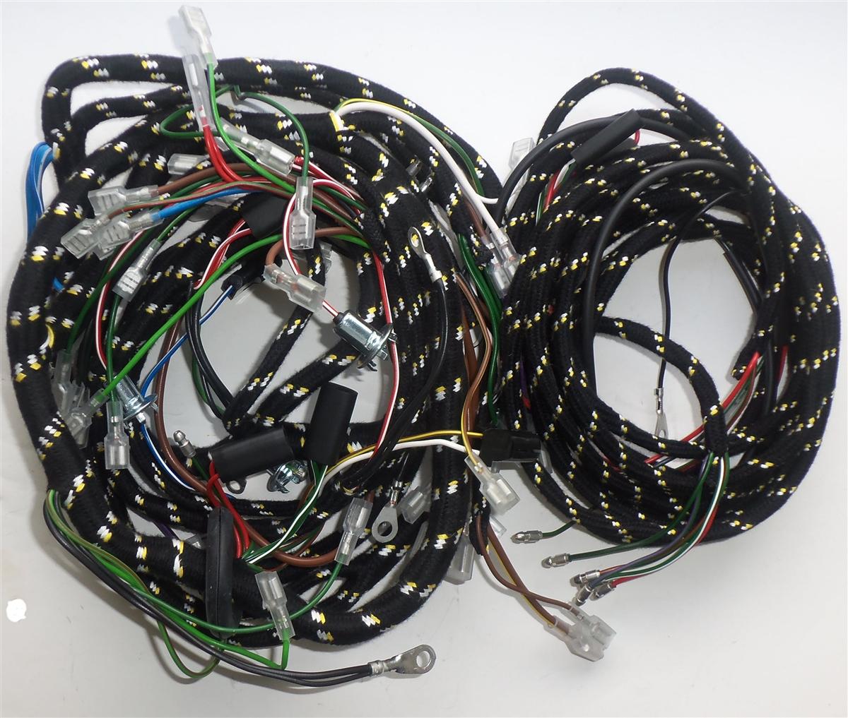 Main and Wiring Harness (PB)