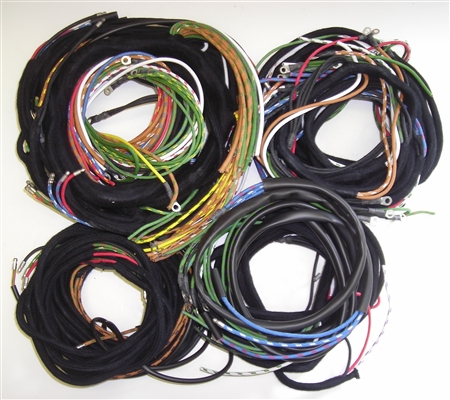 DB 2/4 MK2 Harness Set