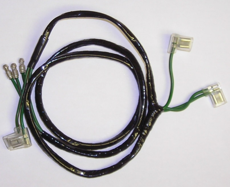 879 2?1370592292 tr6 reverse light lead Wiring Harness Diagram at edmiracle.co