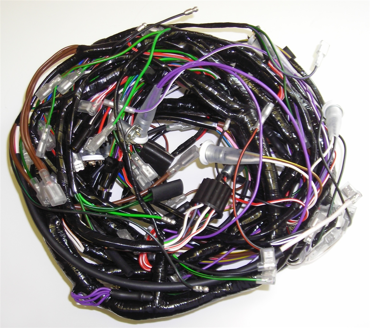 897 2?1371127001 wiring harness triumph tr6 tr6 wiring harness at creativeand.co