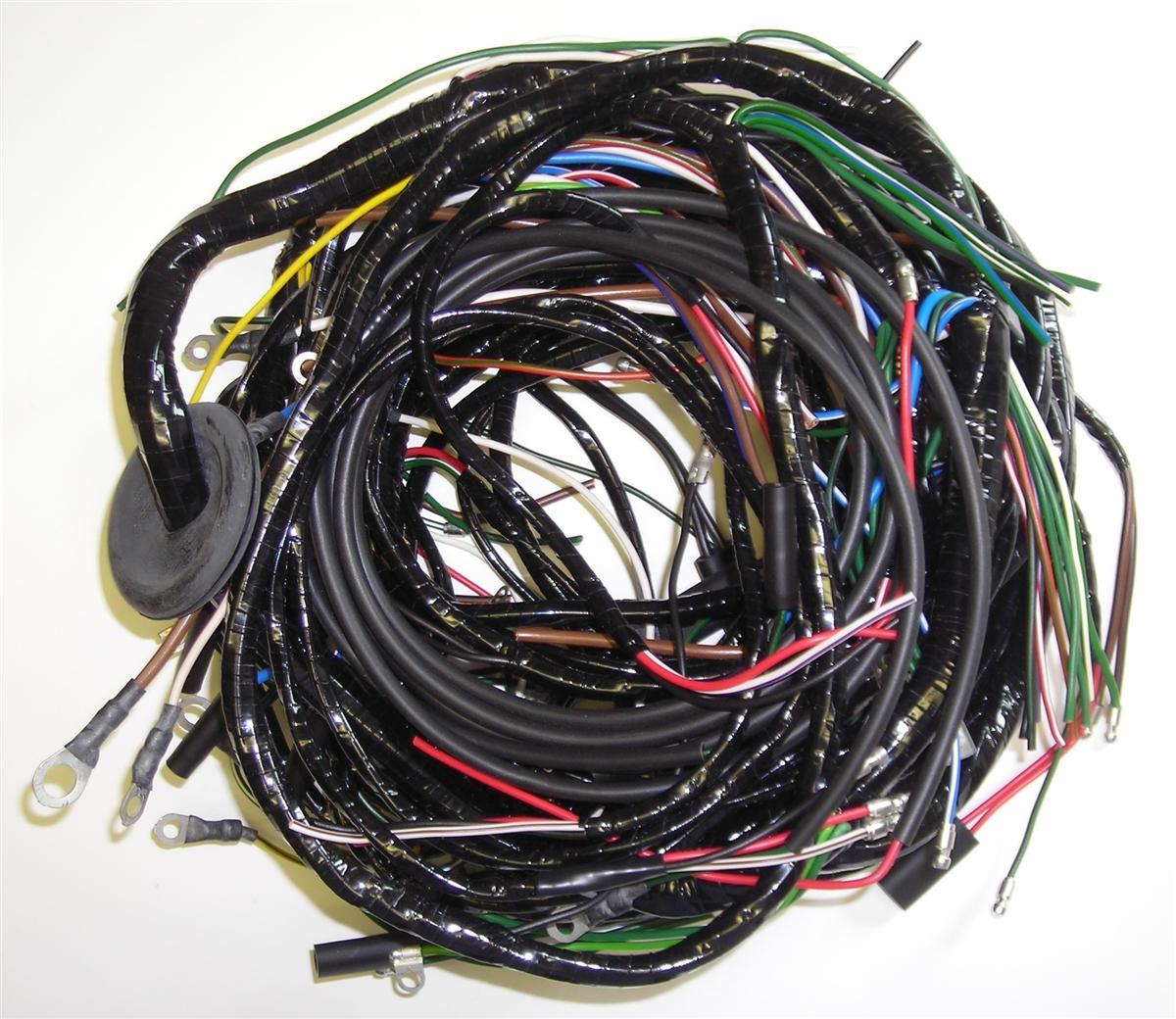 AC ACE Main Wiring HarnessBritish Wiring