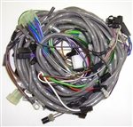 Austin Mini 1980-1981 Mk4 1000 Main & Dash Wiring Harness