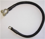 MG TC,TF Battery to Solenoid Cable