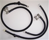 1954-57 Jaguar XK140 Battery Cable Set
