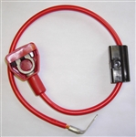 Triumph TR6 Positive Battery Cable  (BCTR6+)