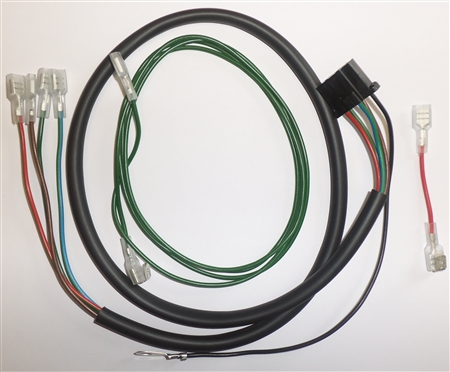 Wiper Motor Conversion Harness (2 wire to 4 wire) (BW70)
