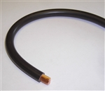 61 Strand Black PVC Battery Cable