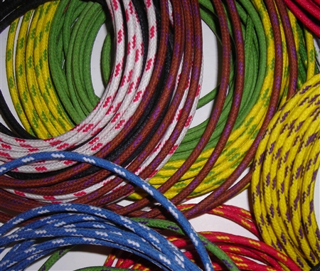 14 Strand Braided Wire  (18 ga AWG)