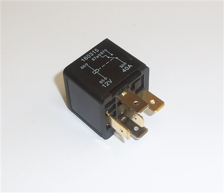 5-pin, 28RA, Change over Relay