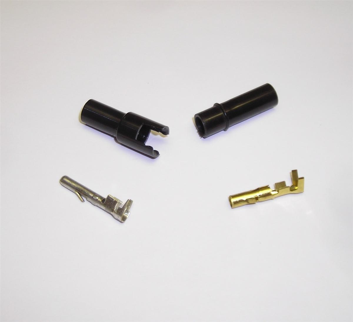 3D models preci-dip : SMD socket connector 2.54 mm, parallel mount ...